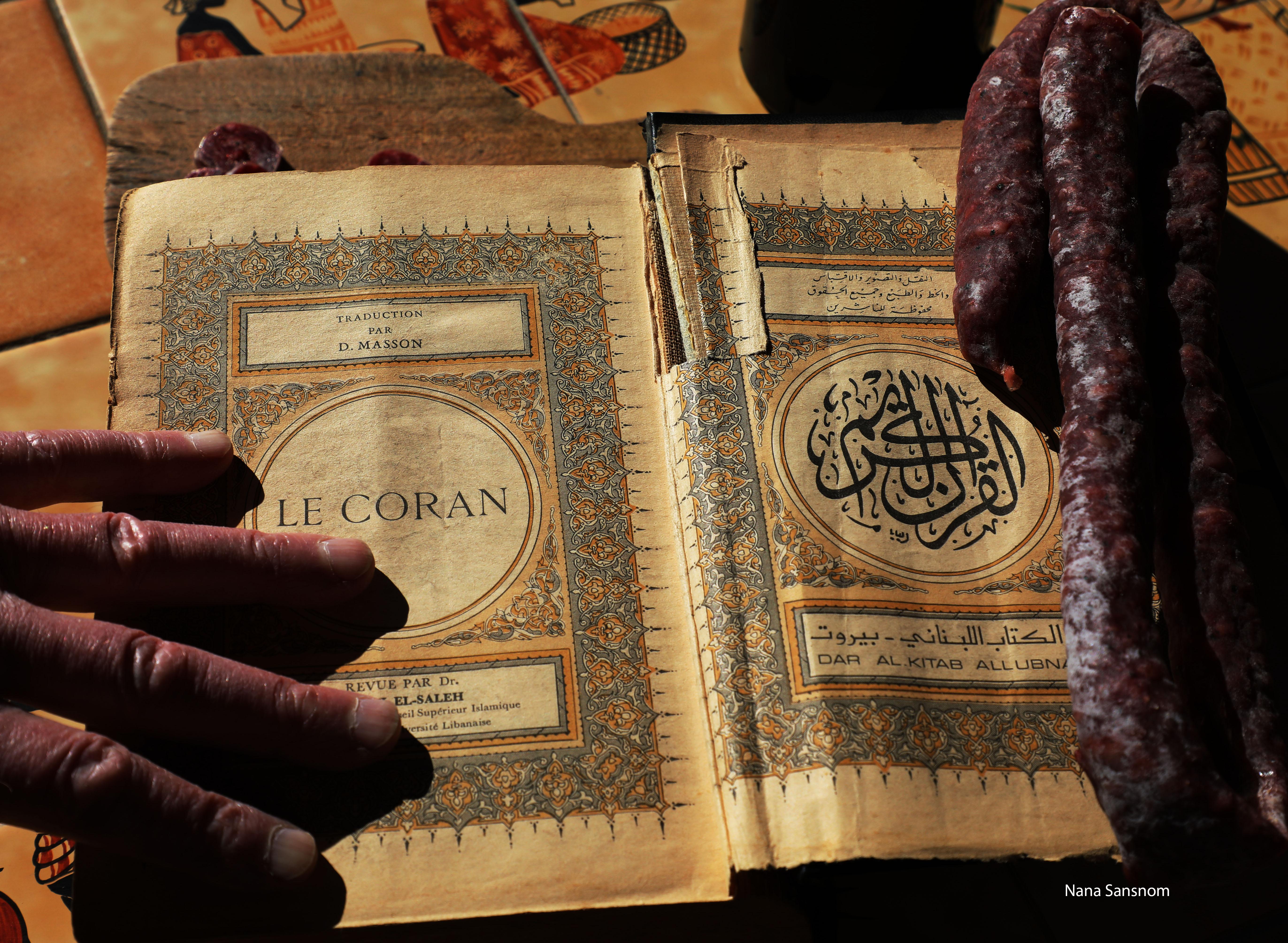 Defi 52 L'infidele Religieux Semaine 4 Sujet 9 by NanaSansnom