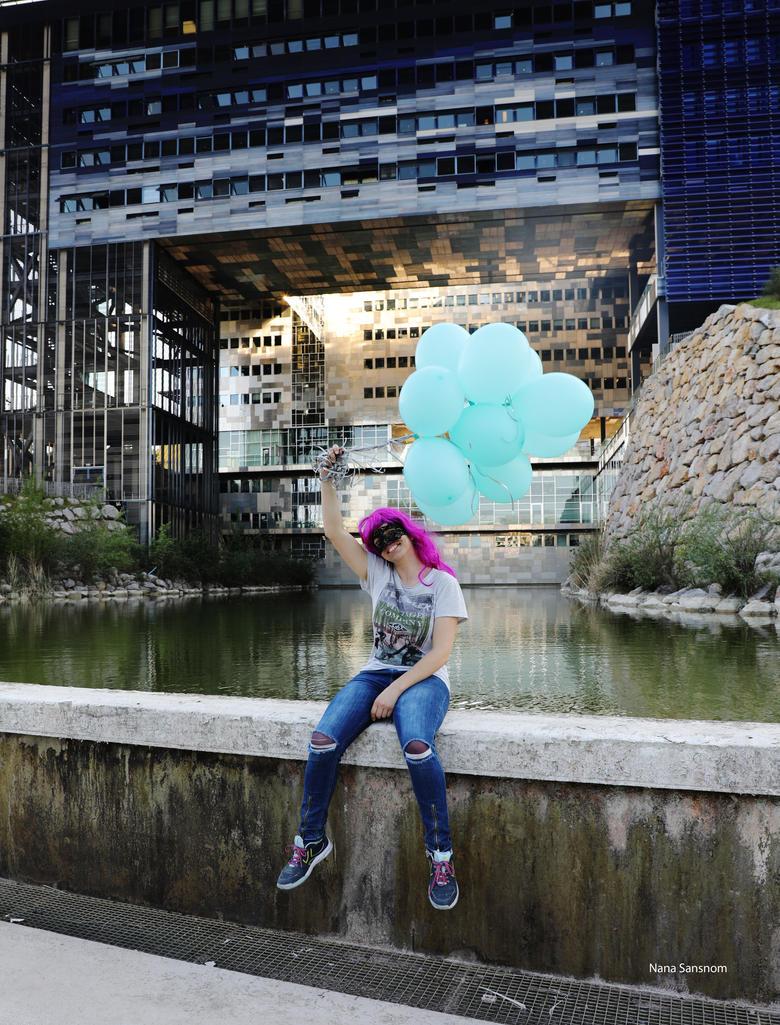 Ultra Violet Water by NanaSansnom