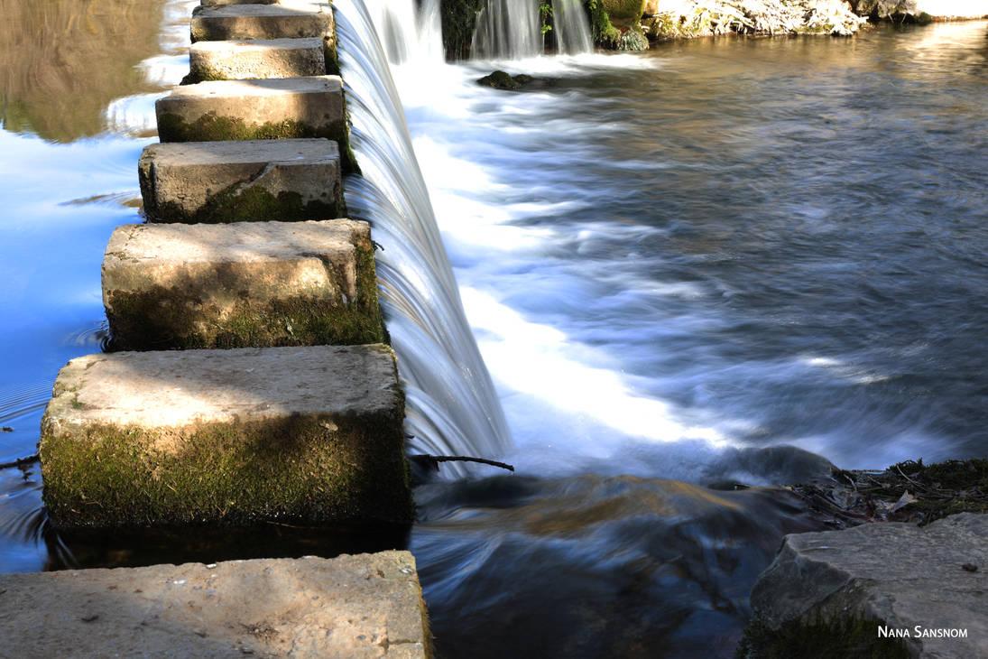 Water And Stones by NanaSansnom