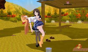 Aiyumo's New Servant part 26