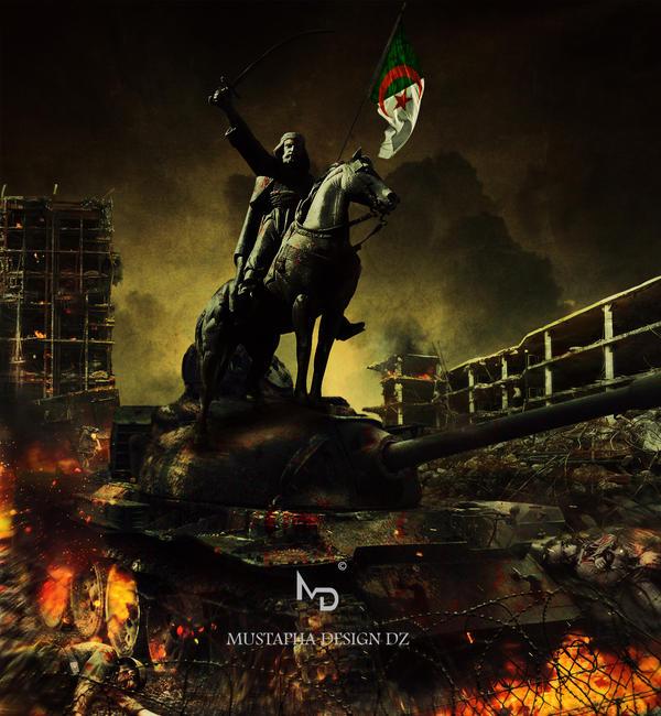the algerian revolution 1N1954 by mus333