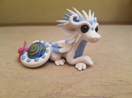 White Dragon by claymeeples