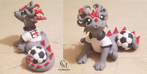 Dragon football player - England