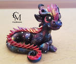 Pink Galaxy Dragon