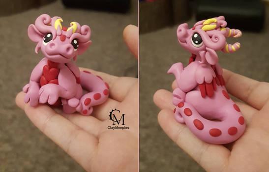 heart dragon