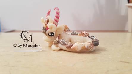 sparkly sea dragon