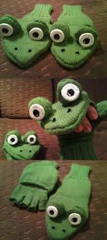 Gloves Froggies