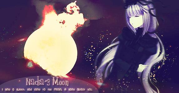 Nadia's Moon by Nadsha