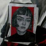 portrait of Alice Vink
