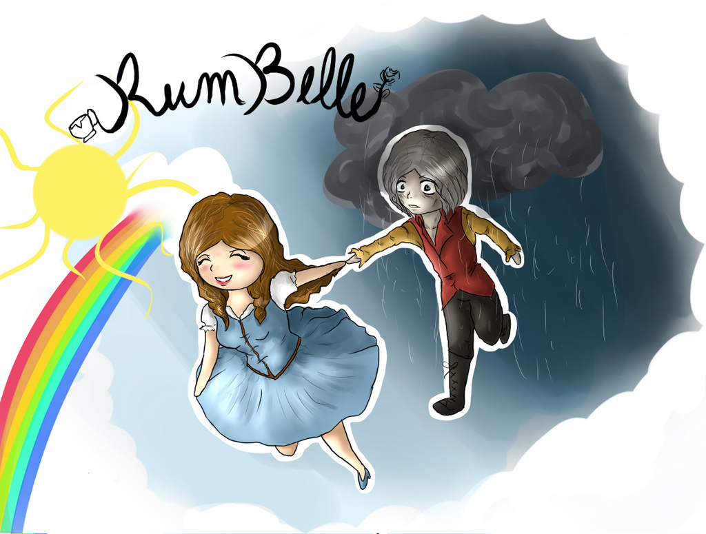 Le Rumbelle - Page 37 Rumbelle_chibi_by_ulquiorraxorihime-d4swfzc