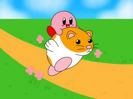 MicaelHD - Kirby and Rick