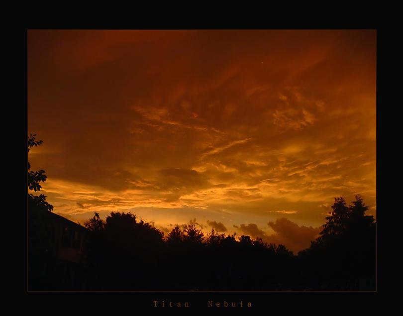 Titan Nebula by Valr
