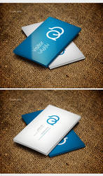 K.M. Business Card by IRMobydick