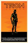 Tron: Legacy Poster (Clu)
