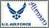 Airman stamp by Dracconus