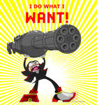 Shadow - I DO WHAT I WANT! by Kiribbean