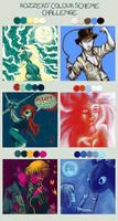 Color Scheme Challenge by Captain-Libris