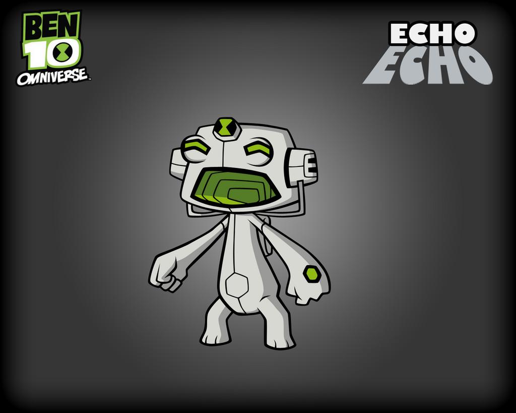 Echo Echo by Slapshot6610 on DeviantArt