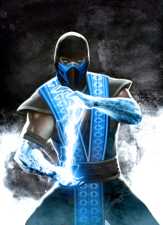 Mortal Kombat X Sub Zero Deviantart Mortal Kombat Sub-Zero...