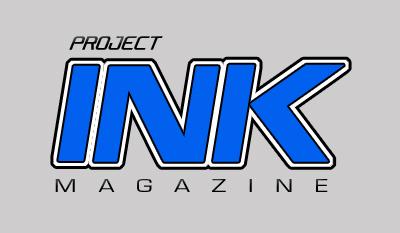 Project Ink Magazine- Logo by david-rw