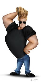 The Real Johnny Bravo