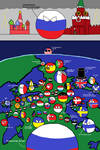 Europe from Russia