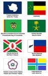 Propuestas De Banderas - Proposals Of Flags