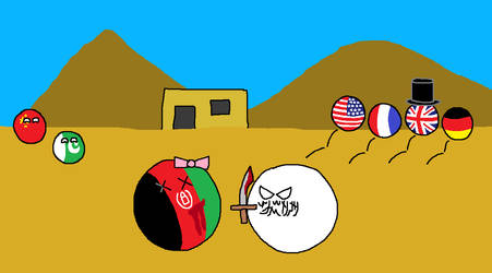 The triumph of the tyranny in Afghanistan