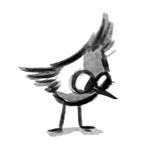 Little bird by Kessavel-art