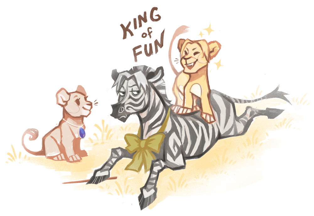 King of Fun by Kethavel