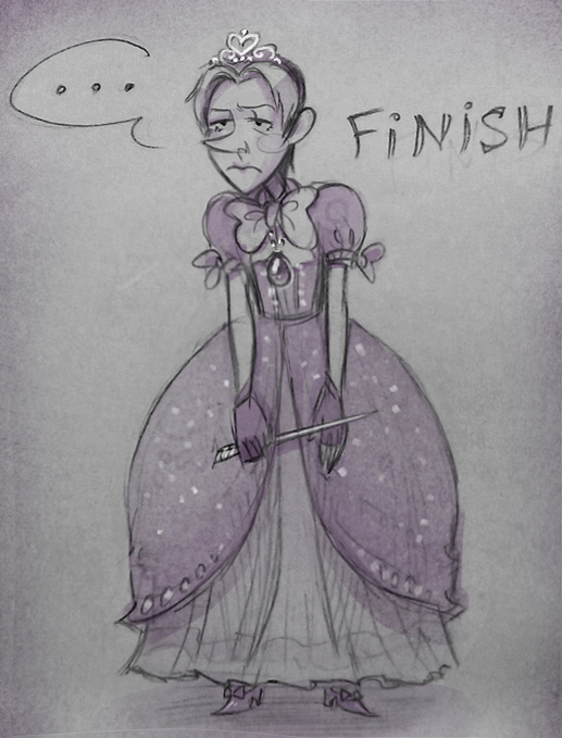 How to be a real princess by Kethavel