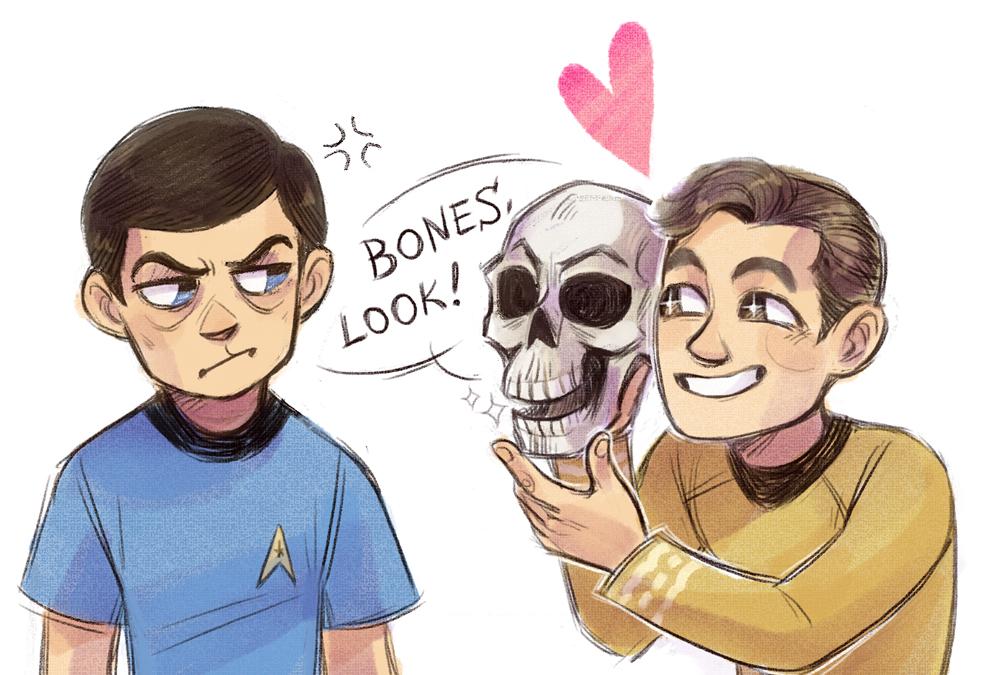 Bones by Kethavel
