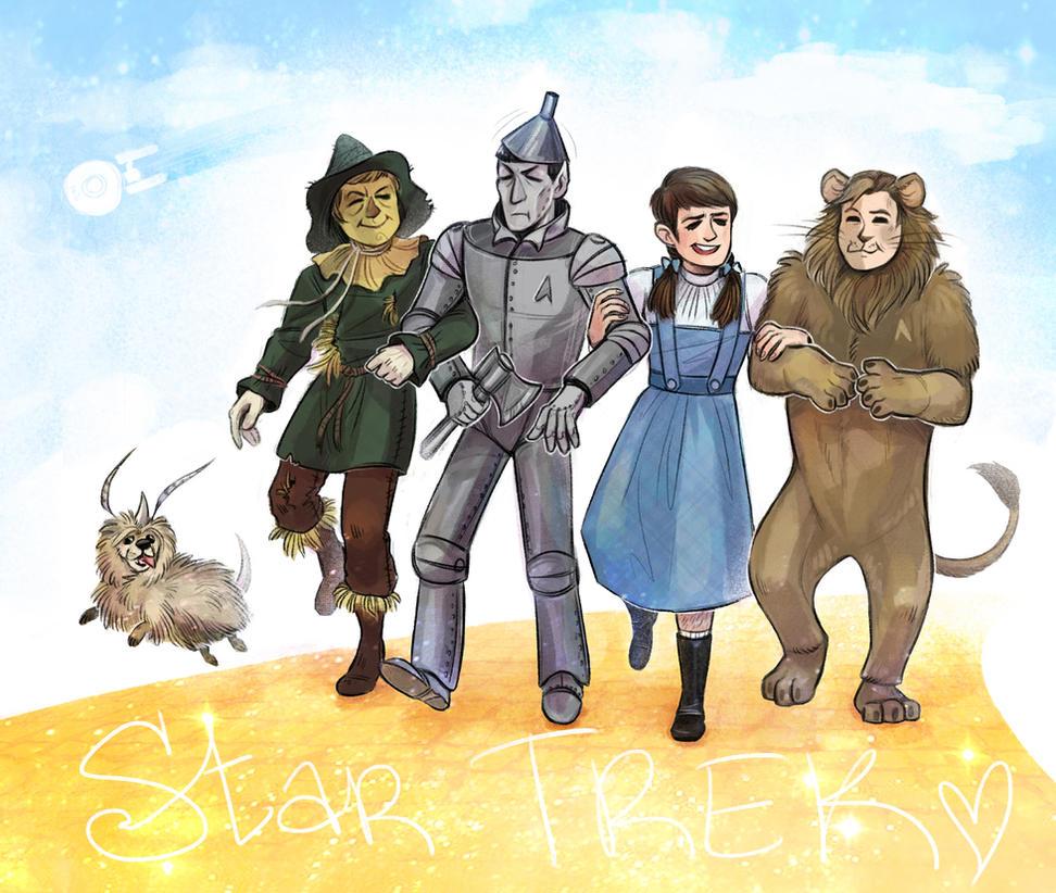 Trek of Oz by Kethavel
