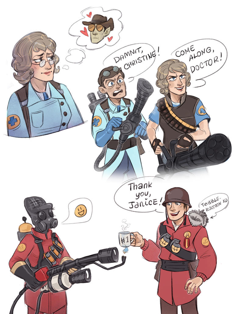 requests tos x tf2 by Kethavel