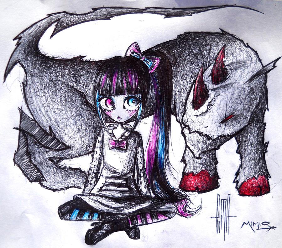 Mis dibujos 14va parte lunchbox taringa for Imagenes de anime gore