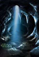 Jurassic Park - Raptor's Cave by Borsio
