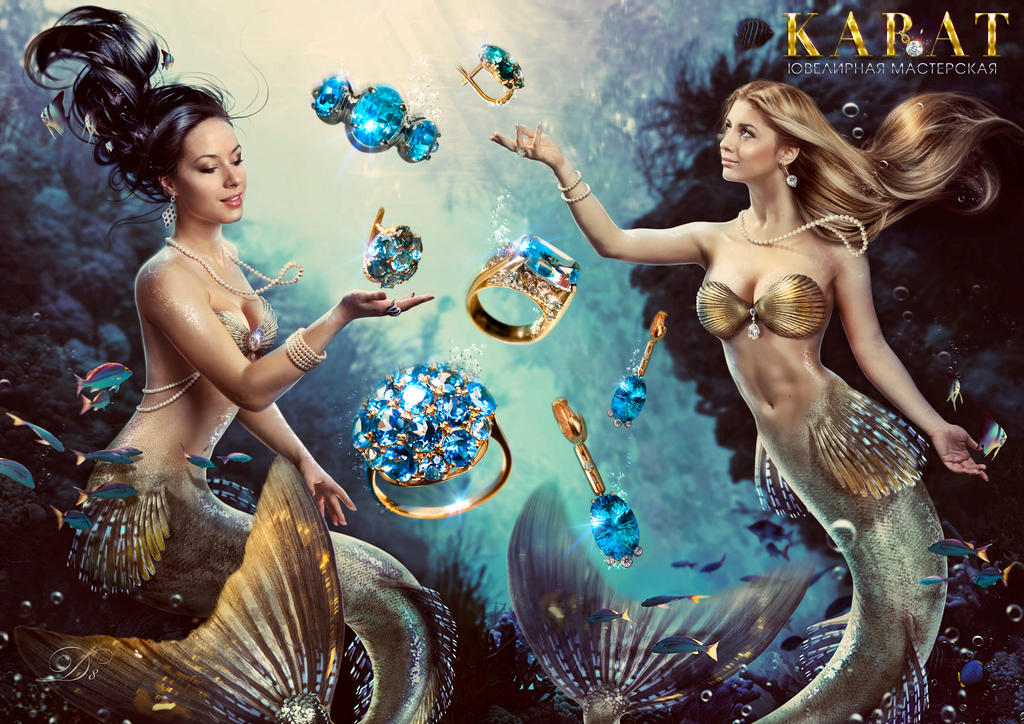 Mermaids by AllaD8