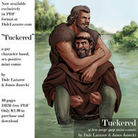 Tuckered -- Friar Tuck and Little John in love