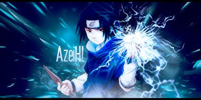 AzeiH by bichitodesing