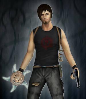Tomb Raider: Kurtis Trent