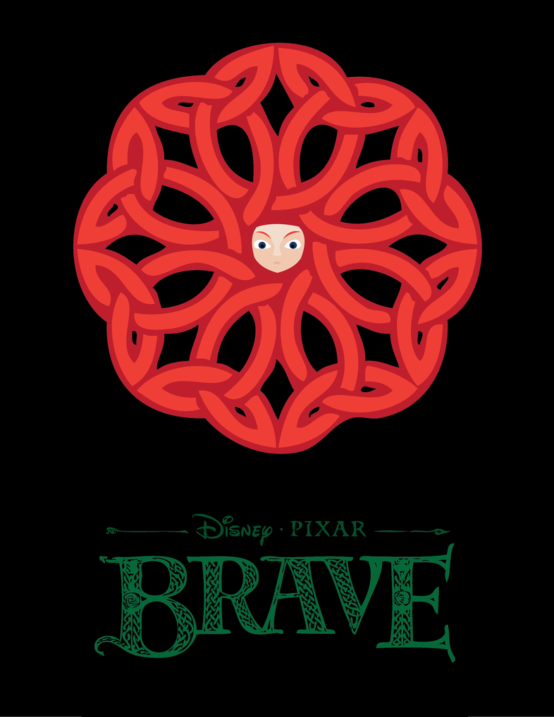 Brave Celtic Knot Poster By Samara0nvr0slps On Deviantart