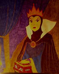 -Evil queen Grimhilda-(Disney by DEMENTOR66