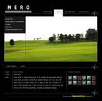 'Mero Design' Web Site