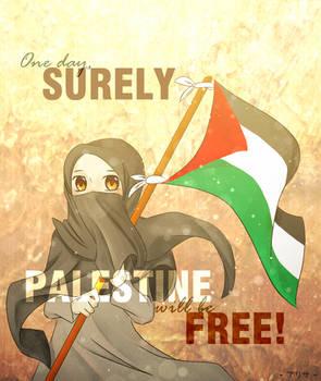 Palestine will be FREE!