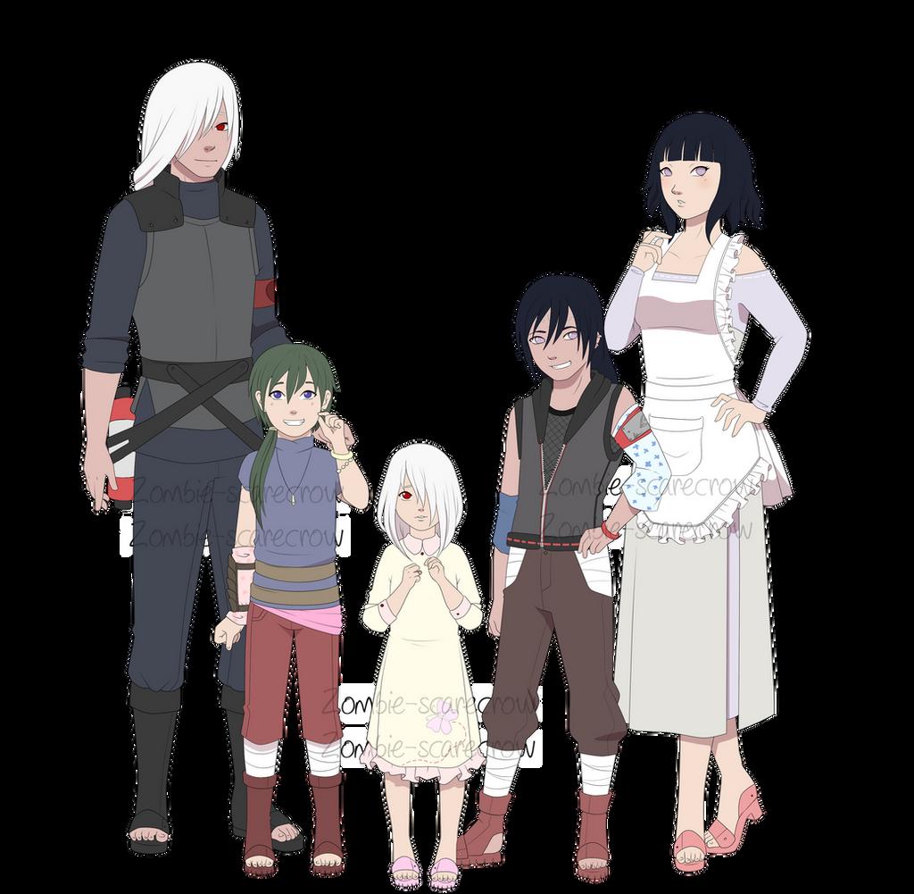 Kujaku Family By One-legged-zombie On DeviantArt