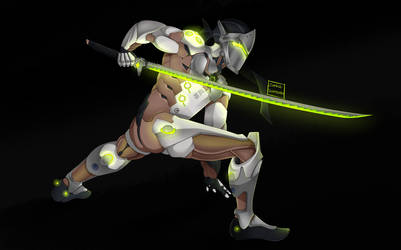 Genji by One-legged-zombie