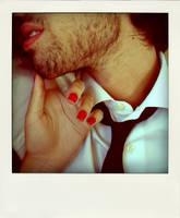 kiss by Hidden-target