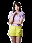 IU ( Lee Ji Eun ) _ Render _ PNG #28