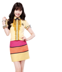 IU ( Lee Ji Eun ) _ Render _ PNG #29