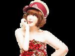 IU ( Lee Ji Eun ) _ Render _ PNG #34